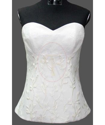Bridal Bodice - FI 1115