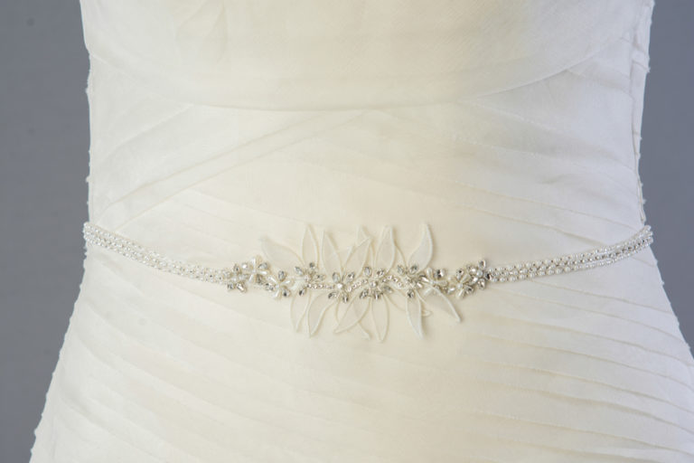wedding-accessories-2018-sash-and-belts-white-lily