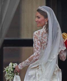 Image result for kate middleton in veil