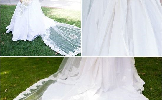 The Monogrammed Veil